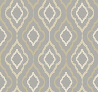 Candice Olson Inspired Elegance Diva Wallpaper ND7084 by York