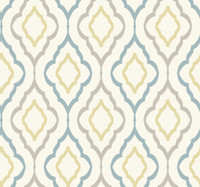 Candice Olson Inspired Elegance Diva Wallpaper ND7087 by York