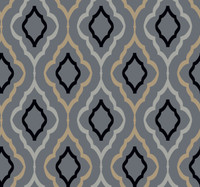 Candice Olson Inspired Elegance Diva Wallpaper ND7089 by York