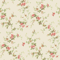 Casabella II Floral Trail Wallpaper