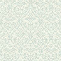 Casabella II Elegant Damask Wallpaper