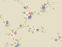Casabella II Blossom Trail Wallpaper