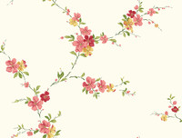 Casabella II Blossom Trail Wallpaper BA4563 by York