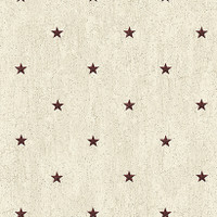 Country Keepsakes Barn Star Spot Wallpaper YC3422 by York