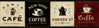 American Classics Coffee Signs Border EB8900B  by York