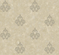Aged Elegance Filigree Wallpaper  CC9566 by York