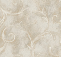 Aged Elegance Athena Scroll Wallpaper  CC9596 by York