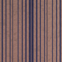 Amalia Dark Blue Stripes