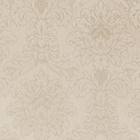 Anastasia White Damask