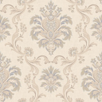 Arlington Bohemian Damask Wallpaper EL3932 by York
