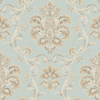 Arlington Bohemian Damask Wallpaper EL3933 by York
