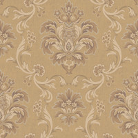 Arlington Bohemian Damask Wallpaper EL3934 by York