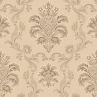 Arlington Bohemian Damask Wallpaper EL3935 by York