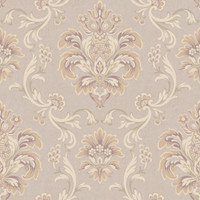 Arlington Bohemian Damask Wallpaper EL3936 by York