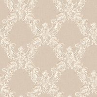 Arlington 2 Color Trellis Wallpaper EL3948 by York