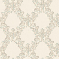 Arlington 2 Color Trellis Wallpaper EL3949 by York