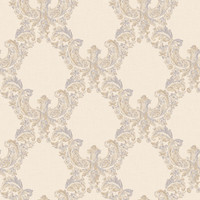 Arlington 2 Color Trellis Wallpaper EL3951 by York