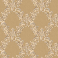 Arlington 2 Color Trellis Wallpaper EL3953 by York