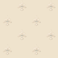 Arlington Floral Scroll Wallpaper EL3959 by York