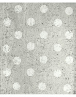 Concrete Dots Light Grey Polka Dot