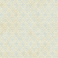 Baton Rouge Ornamental Trellis Wallpaper NV6106 by York