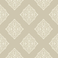 Tropics Bamboo Trellis AT7077 Wallpaper
