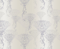 VSN211023-Taupe Bouquet  wallpaper