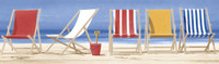 Border Portfolio II Beach Chairs Border BG1665BD by York
