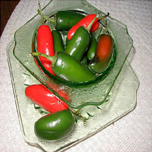 Jalapeno El Rey Chili Pepper