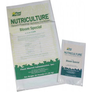 Plant Marvel Bloom Special 3-15-26- Fertilizer & Hydroponic Nutrients
