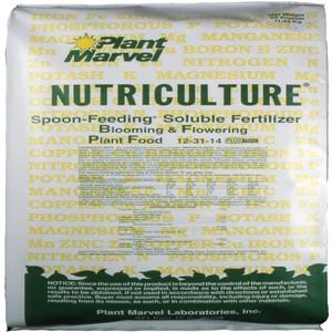 Plant Marvel Bloom & Flower Plant Food 12-31-14+ - Fertilizer & Hydroponic Nutrients