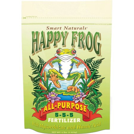 Fertilizer-Dry-Fox Farm Happy Frog All Purpose