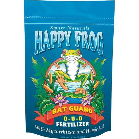Fertilizer-Dry-Fox Farm Happy Frog  Bat Guano