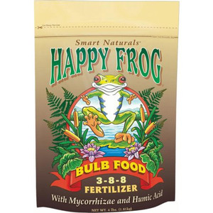 Fertilizer-Dry-Fox Farm Happy Frog  Bulb Food