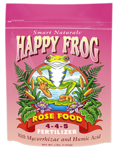 Fertilizer-Dry-Fox Farm Happy Frog Rose Food