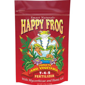 Fertilizer-Dry-Fox Farm Happy Frog Tomato & Vegetable