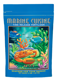 Fertilizer-Dry-Fox Farm Time Release Marine Cuisine
