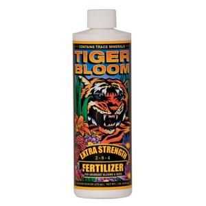 Plant Food -Liquid Concentrate-Fox Farm - Tiger Bloom