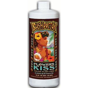 Fox Farm - Bush Doctor-Flowers Kiss