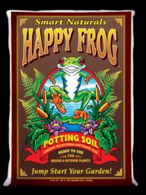 Potting Soil & Conditioner- Happy Frog- 12 QT