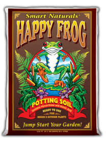 Potting Soil & Conditioner- Happy Frog- 12 QT