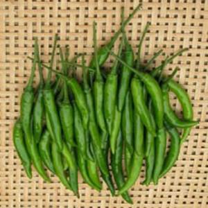 Pepper-Hot Thai Bird- Asian Vegetable