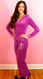 Juicy Couture Bling Pink Tracksuit
