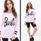 Forever 21 Barbie Pink Sweater