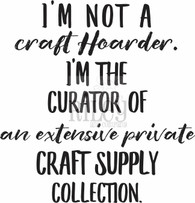 Curator of crafts