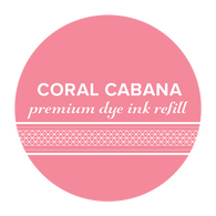 Coral Cabana Ink Refill