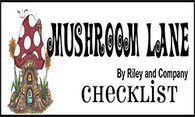 Checklist - Mushroom Lane
