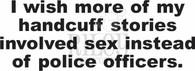 Handcuff Stories