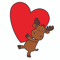 Riley Carrying Big Heart