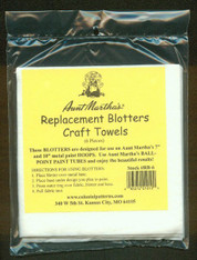 Aunt Martha's Replacement Blotters